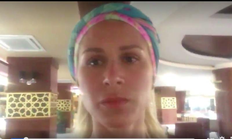 Турецкий фотограф избил отдыхающую на курорте россиянку из-за снимков