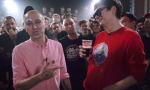 Баттл Oxxxymiron против Гнойного «порвал» YouTube