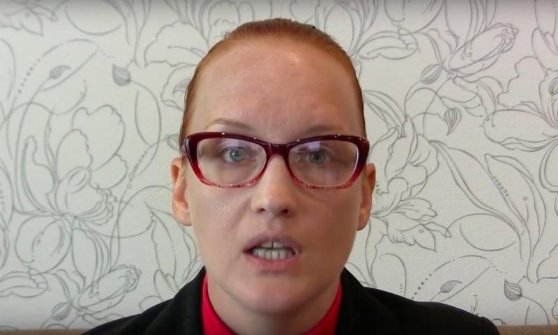 Мать Дианы Шурыгиной записала видеообращение к руководителю ФСИН