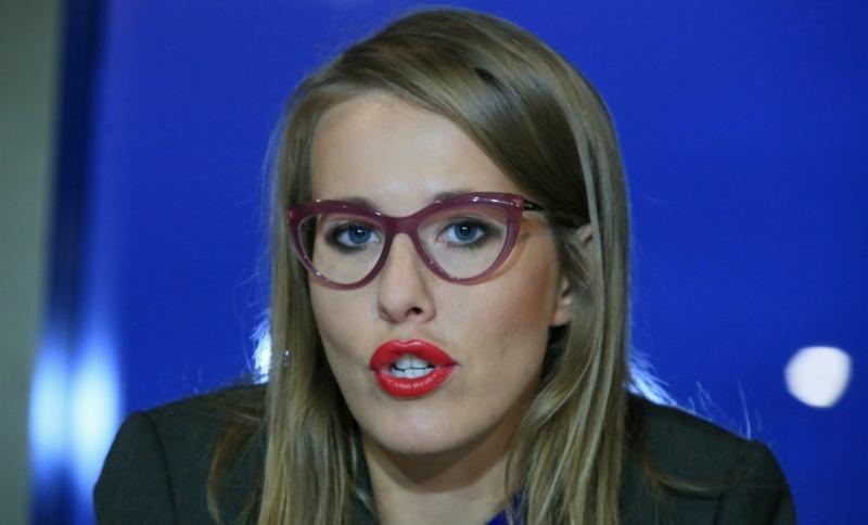 Собчак разозлилась на НТВ за показ сделанного