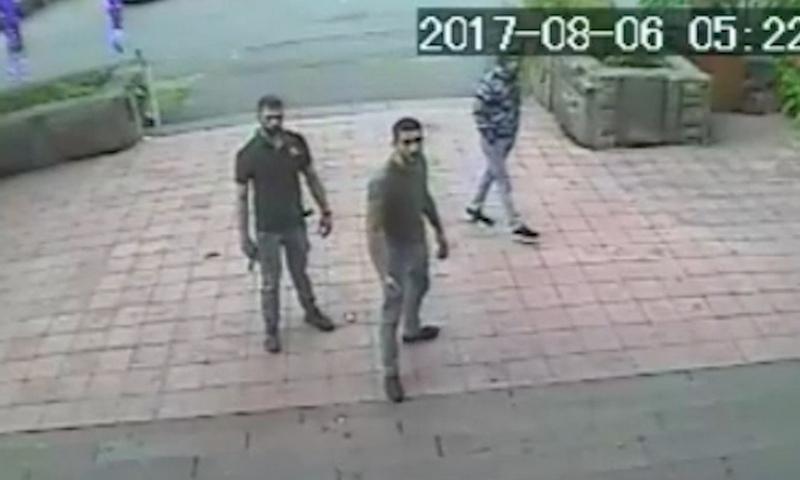 Один убит, двое ранены. Стрельба вресторане Зеленограда угодила вСеть