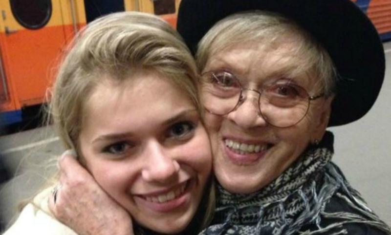 Алиса Фрейндлих не пришла на свадьбу единственной внучки