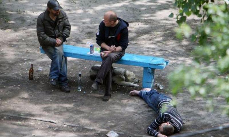 Стали известны российские регионы-лидеры по числу алкоголиков