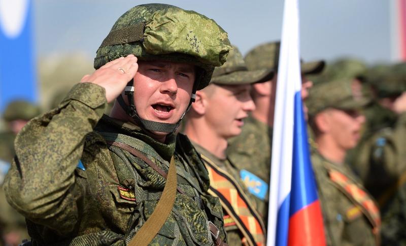 Армия России вошла в тройку сильнейших в мире
