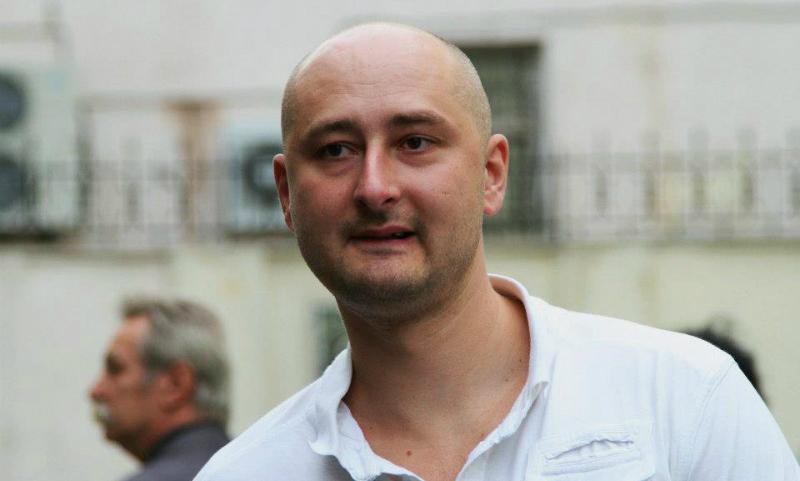Оппозиционный блогер Бабченко пообещал вернуться в Москву на первом танке НАТО