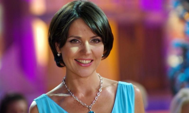 Популярная телеведущая Анастасия Чернобровина в 40 лет впервые стала мамой