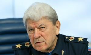 Первый главком ВВС России скончался на 80-м году жизни