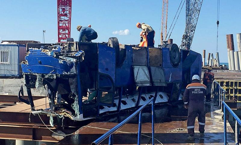 Семьям погибших в страшном ДТП на Кубани выплатят по миллиону рублей
