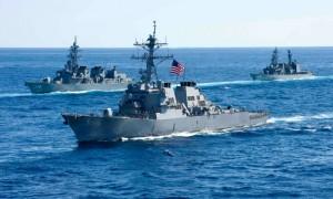 В Сети назвали виновного в аварии американского эсминца «Джон Маккейн»