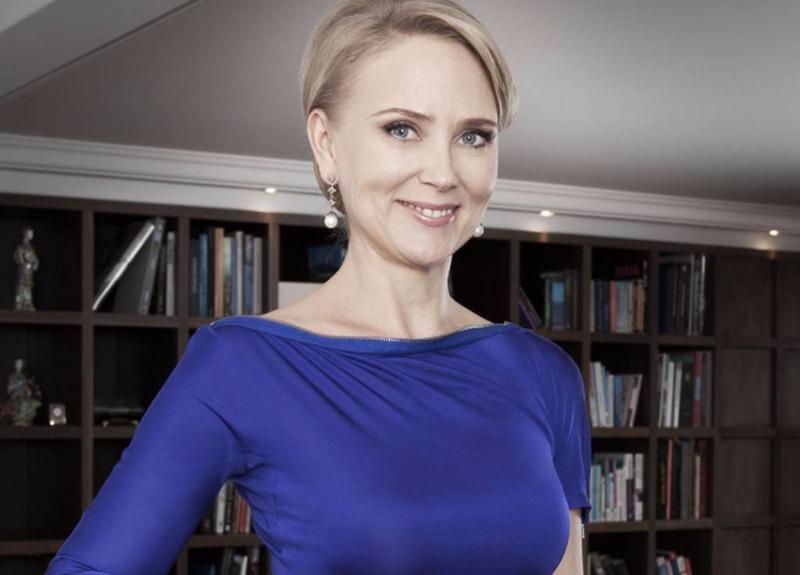 Елена Рыболовлева.