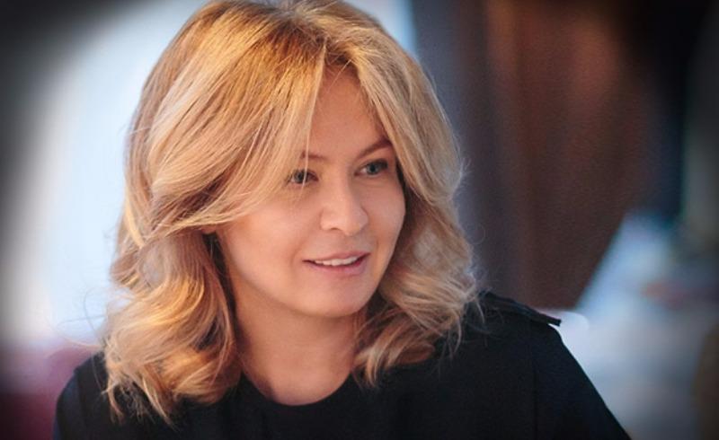 Ольга Белявцева.