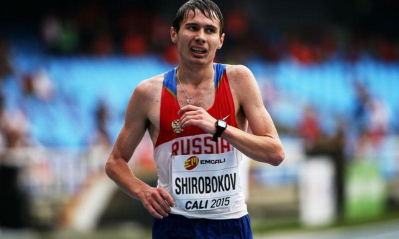 Ходок Сергей Широбоков занял второе место на чемпионате мира в Лондоне