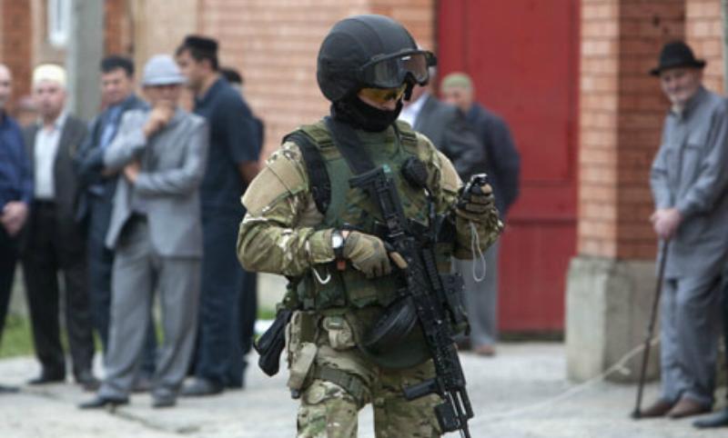 Ребенок получил ранение при нападении на полицейского в Ингушетии