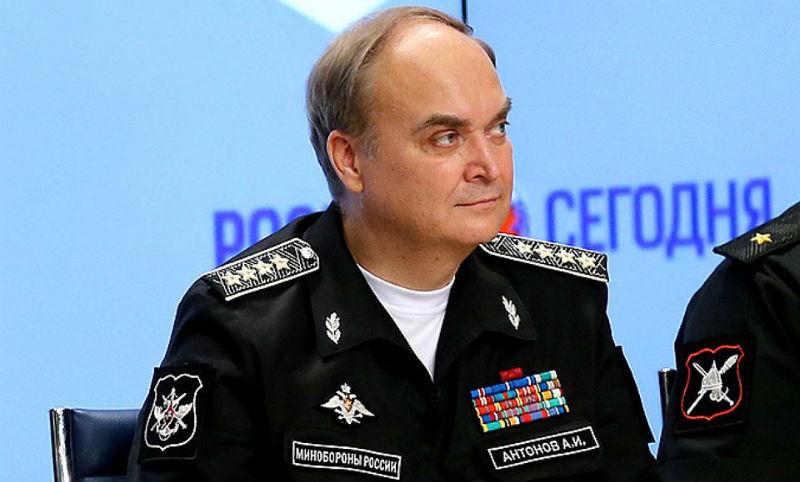 Послом в США Путин назначил бывшего замминистра обороны