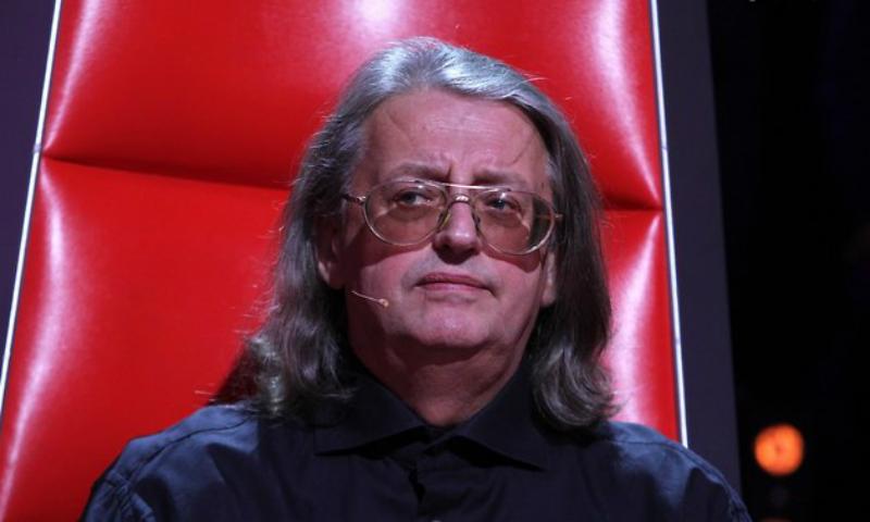 Градский приехал судить «Голос» в инвалидном кресле