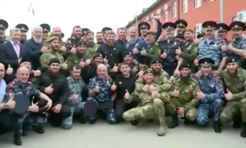 Кадыров рассказал, что на самом деле означает лозунг «Ахмат - сила!»
