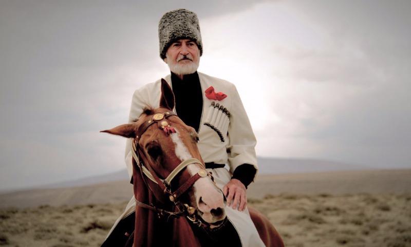 каскадер Кантемиров