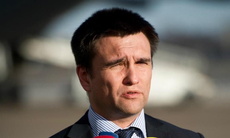 Уроженец Курска Павел Климкин заявил, что считает родиной Украину