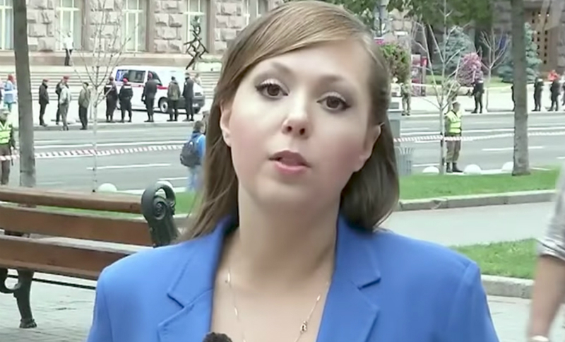 Российская журналистка рассказала, по какой причине её насильно выслали из Украины