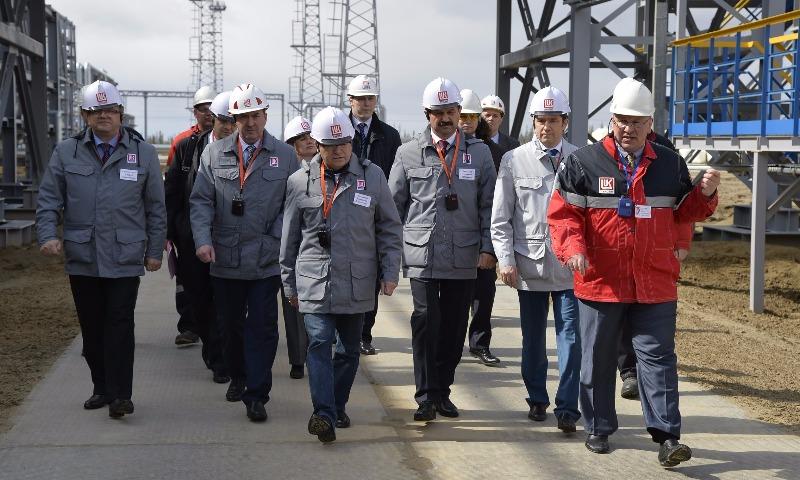 Боссы «Лукойла» уже заработали в этом году более 600 миллионов рублей