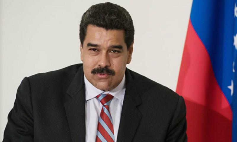 Президент Венесуэлы назвал мексиканского коллегу