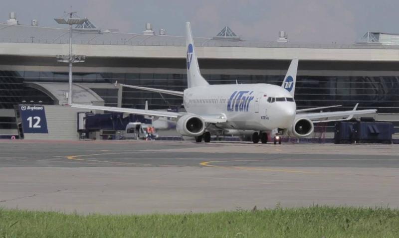 Самолет врезался в VIP-терминал аэропорта Внуково