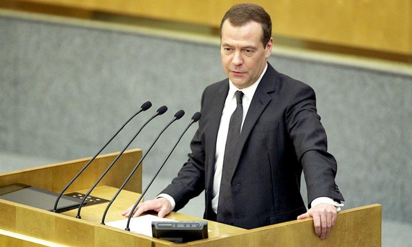 Давление: Медведев назвал причину роста российской экономики