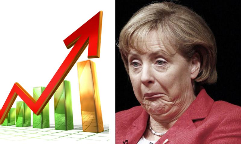 Германию шокировал рост российской экономики на фоне западных санкций