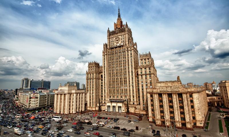 МИД пригласил в Россию украинского летчика, которого подвергли травле из-за фотографии Лаврова
