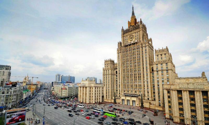 МИД РФ - посольству США: Не наводите тень на плетень