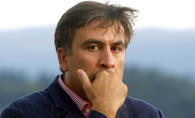 Саакашвили заявил, что Украина спасает Белоруссию от нападения России