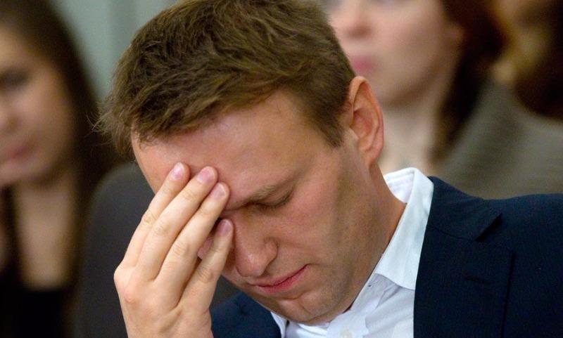 На Навального опять подали в суд из-за