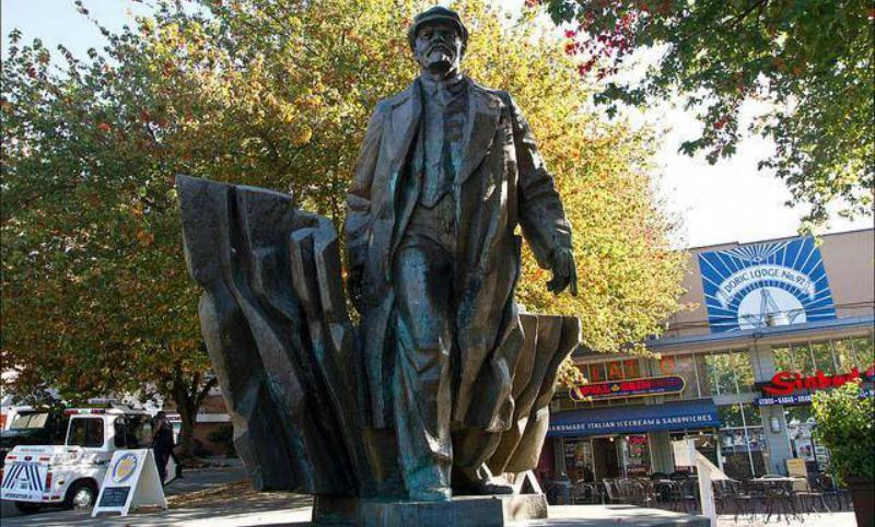 Мэр Сиэтла потребовал снести статую Ленина вместе с памятниками конфедератам