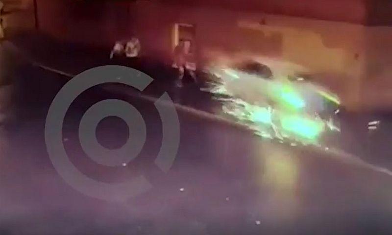 Погоня в Санкт-Петербурге закончилась жутким смертельным наездом