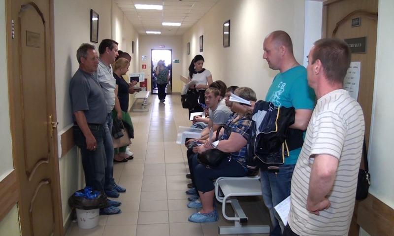 В России заставят поликлиники работать по новой схеме