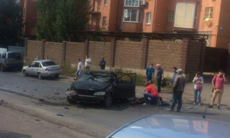 Видеозаписи с места взрыва в Уфе появились в Сети