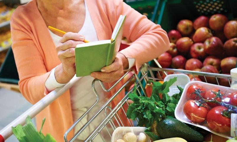 Цены на продукты питания пошли вверх после трехнедельного падения