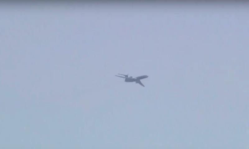 Очевидное-невероятное: Самолет ВКС России пролетел над Пентагоном, Капитолием и ЦРУ
