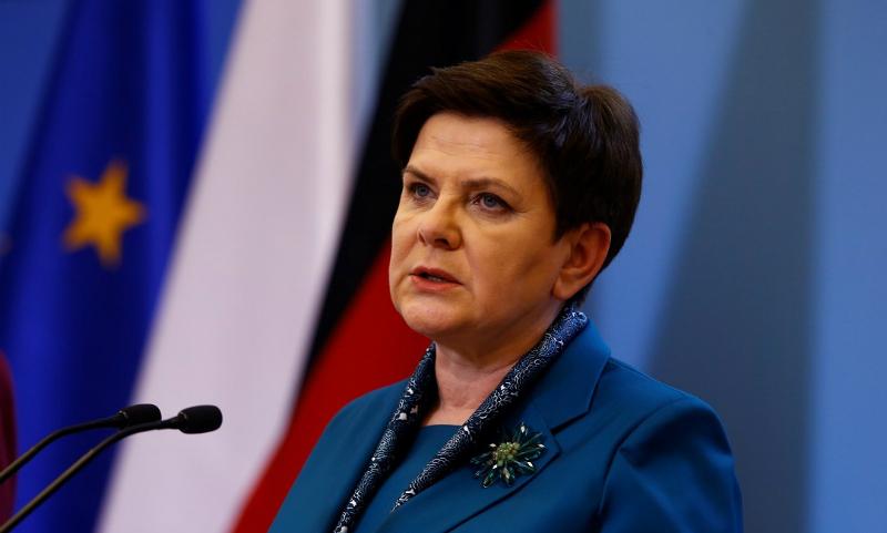 Польша заявила о намерении потребовать репарации от Германии за Вторую мировую войну