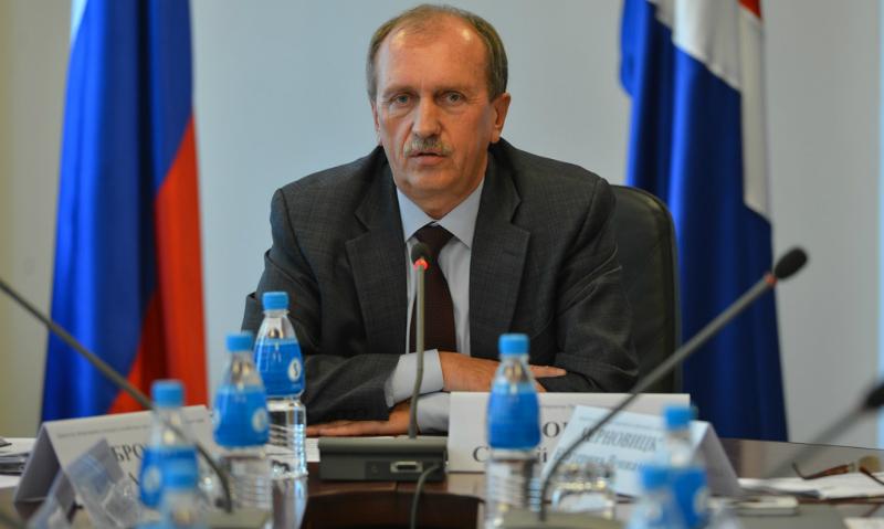 Вице-губернатор Приморья получил условный срок за попытку хищения государственных денег
