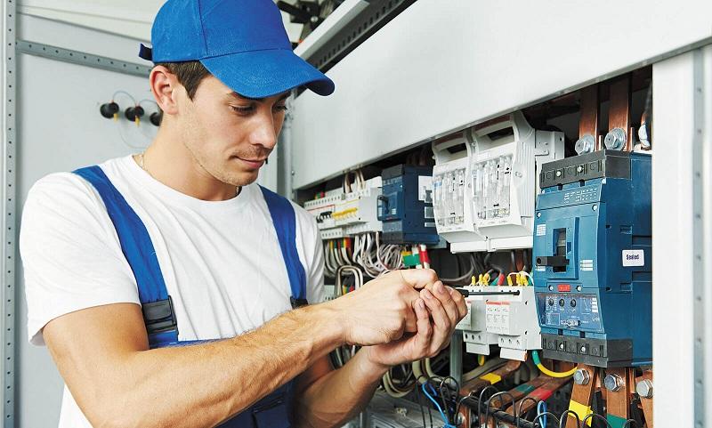 Монтаж электрики под ключ