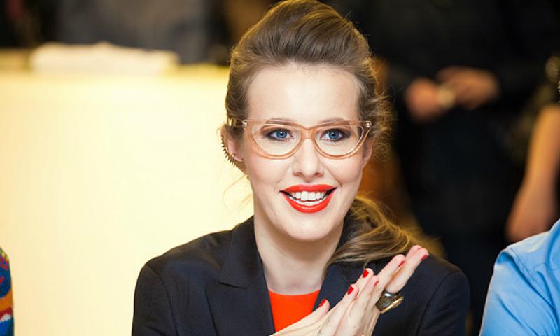 Ксения Собчак выбрана ведущей новой