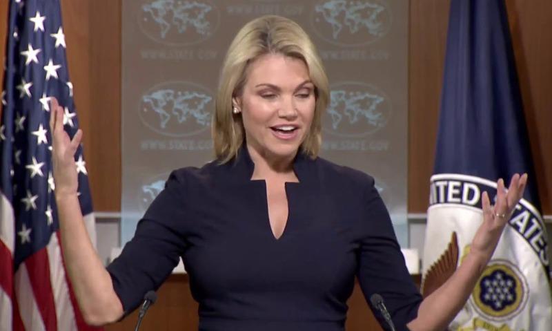 Дело Джен Псаки живет!: спикер Госдепа США назвала Белоруссию Литвой
