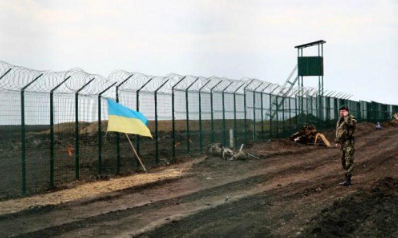 Депутат ВР: Стена на границе с Россией задержит только зайца или косулю