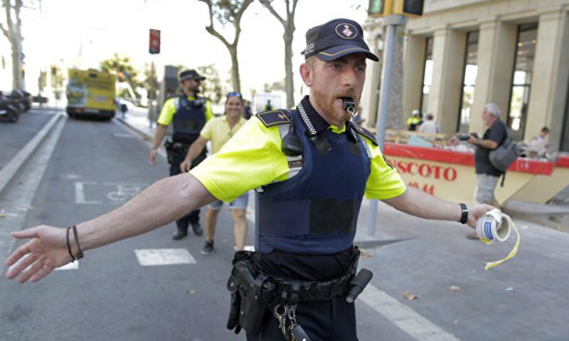 Две террористических атаки произошли за одни сутки в Испании