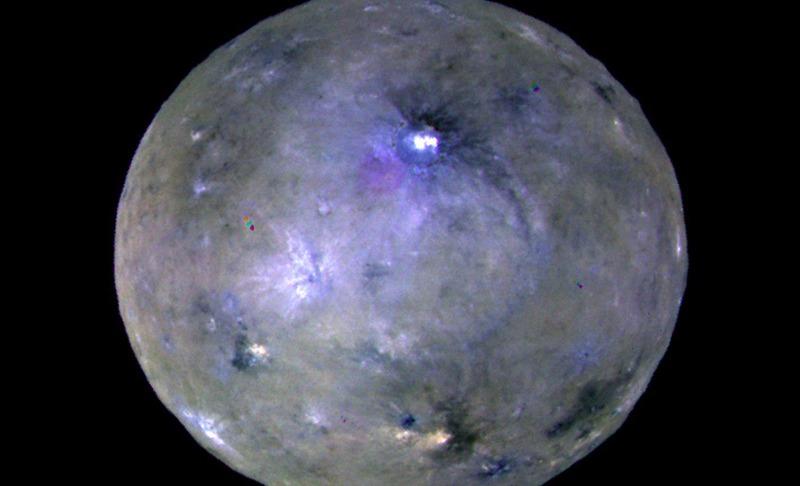 Уфологи впервые обнаружили космолет инопланетян