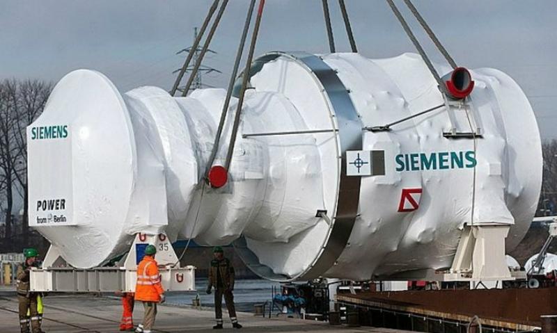 Журналисты выяснили схему поставок турбин Siemens в Крым