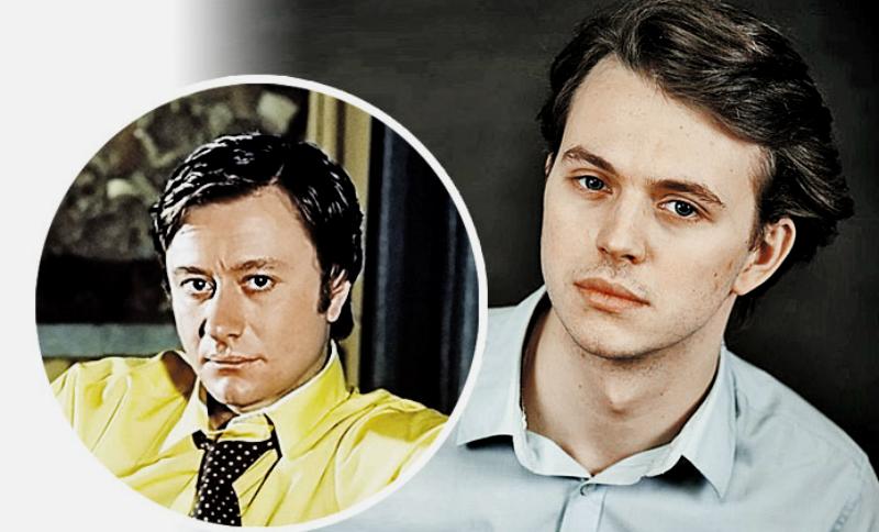 Внук Андрея Миронова получил главную роль в «русском «Титанике»