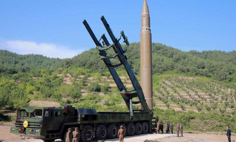 Украина помогла Ким Чен Ыну создать ядерное оружие против США