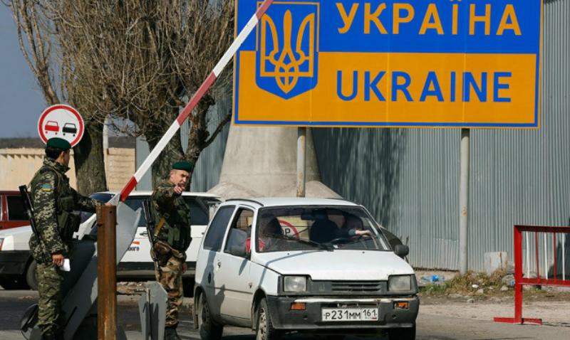 Украина заявила намерении увеличить количество постов на границе с Россией
